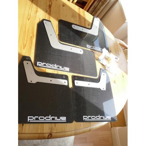 Impreza Newage Real carbon fibre mudflaps